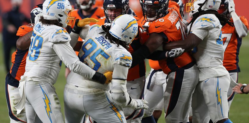 Week 16 Preview: Denver Broncos vs. Los Angeles Chargers