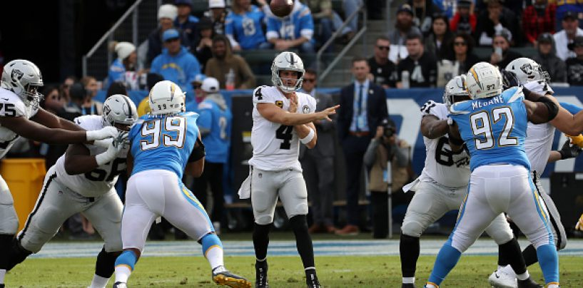 Week 15 Preview: Los Angeles Chargers vs. Las Vegas Raiders