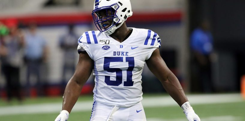 2021 NFL Draft Scouting Report: Victor Dimukeje