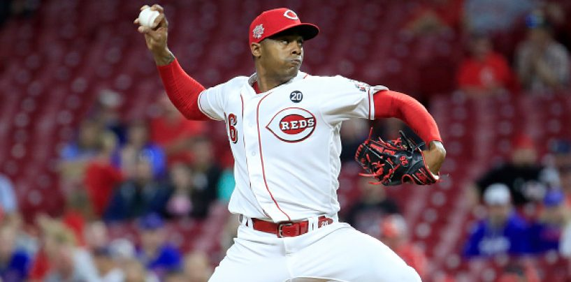 Angels Acquire Raisel Iglesias From Reds