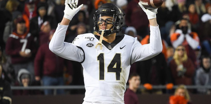 2021 NFL Draft Scouting Report: Sage Surratt