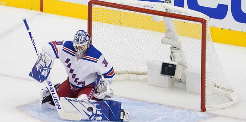 Washington Capitals Henrik Lundqvist Out for the Season