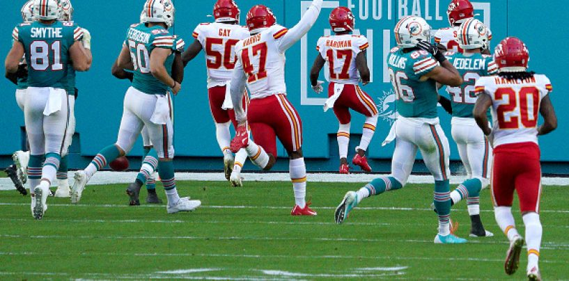 Week 14 Recap: Kansas City Chiefs vs. Miami Dolphins