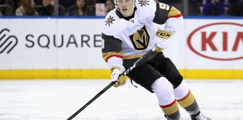 All Eyes are on These Vegas Golden Knights Players as the 2021 NHL Season Begins