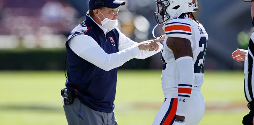 Gus Malzahn Third SEC Coach Fired in 2020