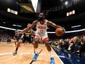 Houston Must Look Toward the Future in a Harden Trade