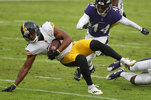 Fanelli's Fave Five Prop Bets for MNF: Washington Football Team vs. Pittsburgh Steelers