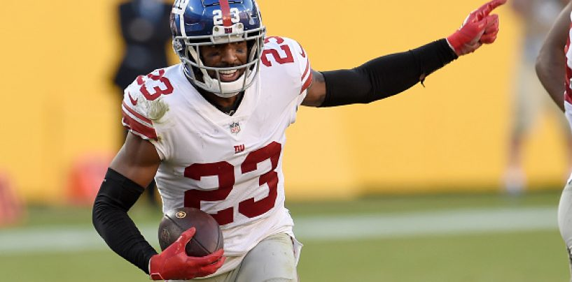 Logan Ryan Signs Contract Extension With Giants