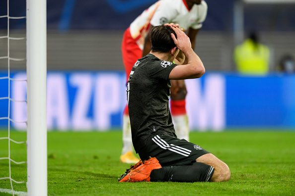 Manchester United Is Out of the Champions League