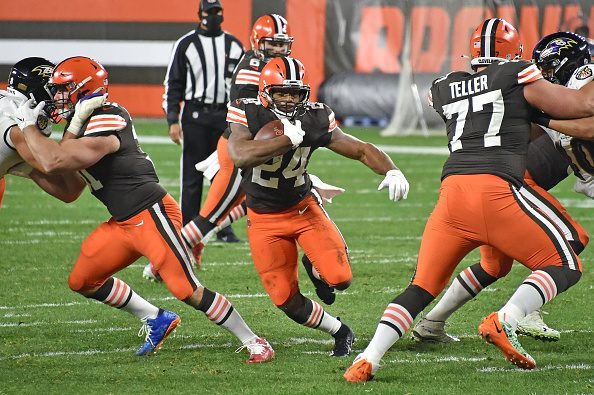 Fanelli's Fave Five Prop Bets for SNF: Cleveland Browns vs. New York Giants