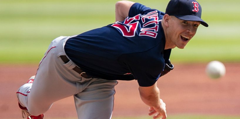 Can Nick Pivetta Build On His Dominant September?