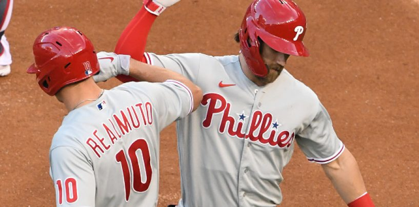 Phillies Now Have No Excuse to Let J.T. Realmuto Go Elsewhere
