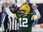 Aaron Rodgers' Case for MVP