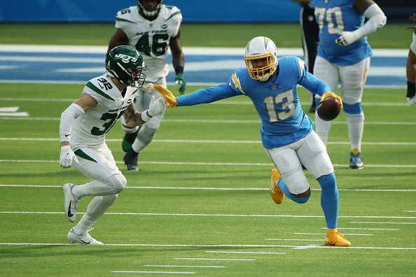 Fanelli's Way Too Early Redraft Rankings: Wide Receivers 1-12