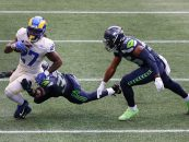 NFL Wild Card Preview: Los Angeles Rams vs. Seattle Seahawks