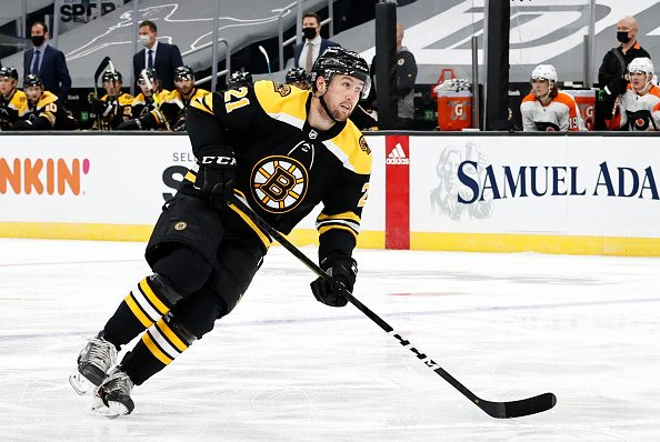 Nick Ritchie Is Proving His Value To The Boston Bruins