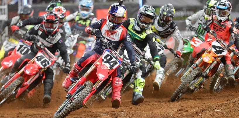 2021 AMA Supercross 450 Class Season Preview