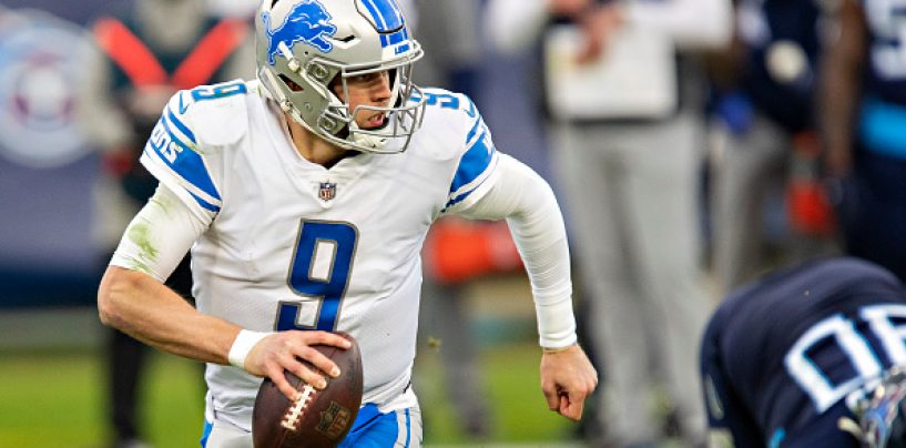 Five Potential Landing Spots for Matthew Stafford