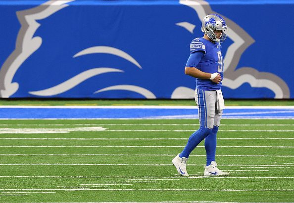 Report: Lions Trade Matthew Stafford to the Rams