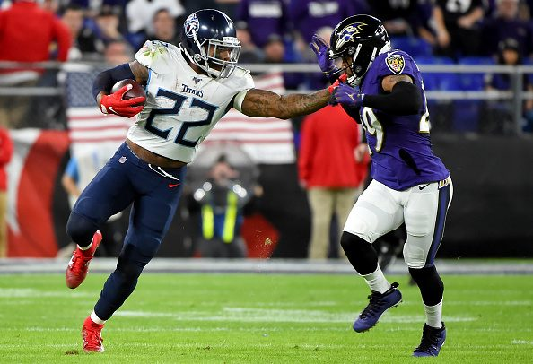 NFL Wild Card Preview: Baltimore Ravens vs. Tennessee Titans