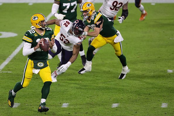 Fanelli's Fave Five Prop Bets Special: Green Bay Packers vs. Chicago Bears