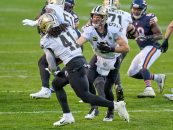 NFL Wild Card Preview: Chicago Bears vs. New Orleans Saints
