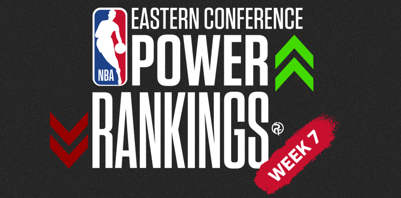 2020-21 NBA Eastern Conference Power Rankings: Week 6 and 7