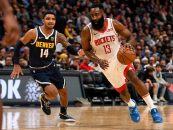 Report: Nets Acquire James Harden in 4-Team Trade