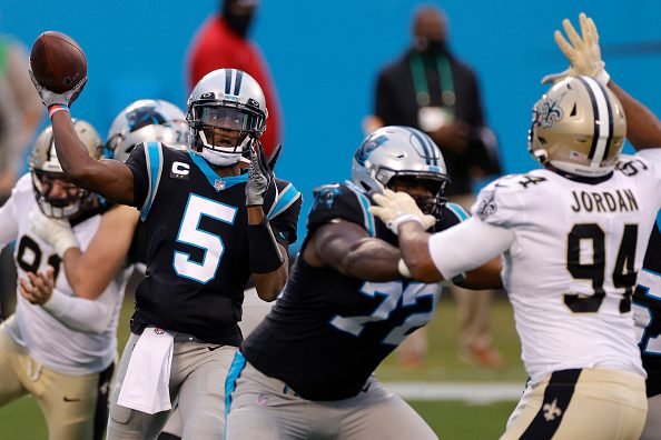 Who Will Start for the Panthers at Quarterback Next Year?