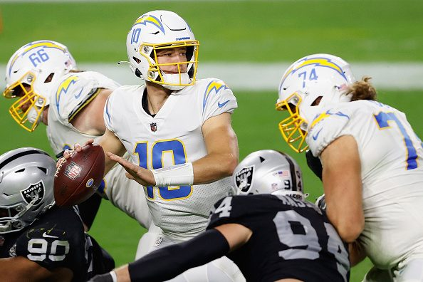 Los Angeles Chargers 2020 Season Recap