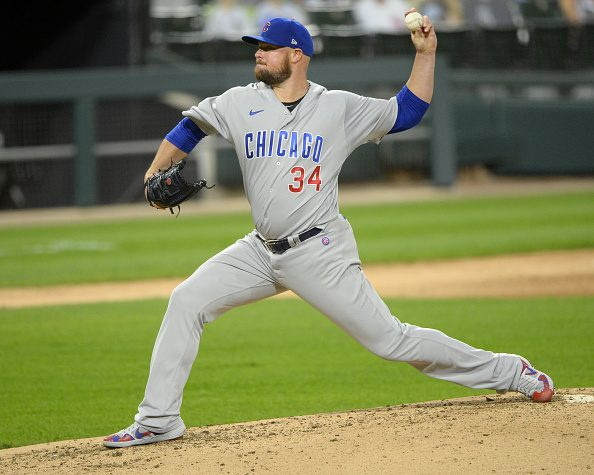 Three Pitching Targets for the Cubs to Replace Jon Lester