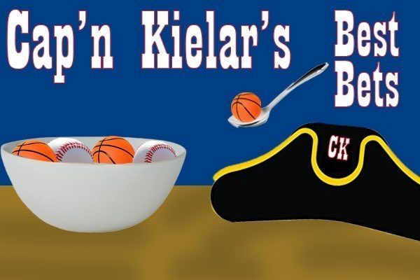 Cap'n Kielar's Best Bets: Champ Week March 8, 2021