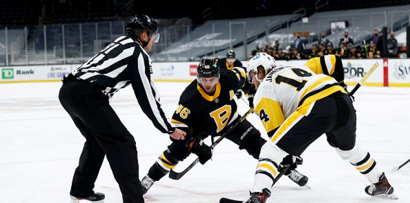 David Krejci is Proving his Value to the Bruins