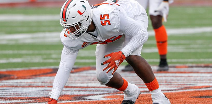 2021 NFL Draft Scouting Report: Quincy Roche