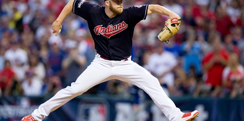 A Look Back At Cody Allen's Incredible 2016 Postseason