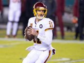 Alex Smith Named Comeback Player of the Year