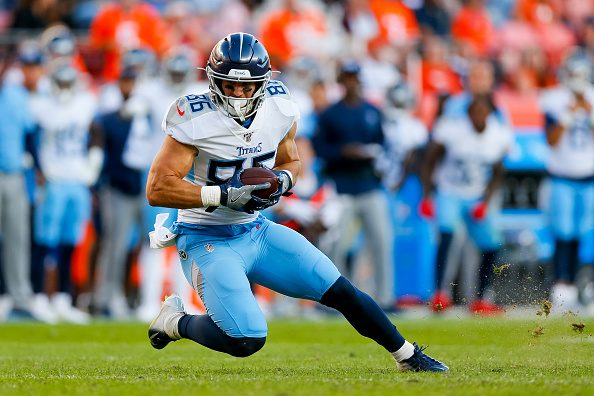 Three Buy Low Dynasty Tight Ends