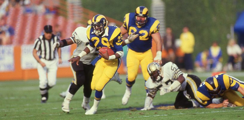 Eric Dickerson's 2,105 Record is Now in Reach