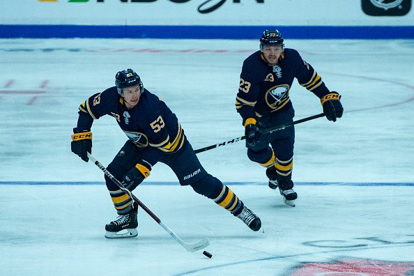 One Issue After Another for the Buffalo Sabres