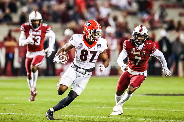 2021 NFL Draft Scouting Report: Tre' McKitty