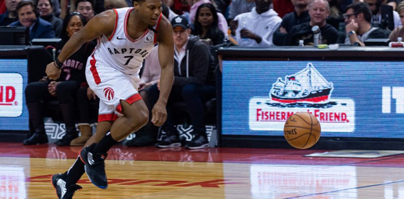 Report: Miami Heat Making a Strong Push for Kyle Lowry
