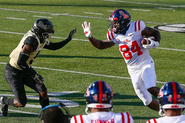 2021 NFL Draft Scouting Report: Kenny Yeboah