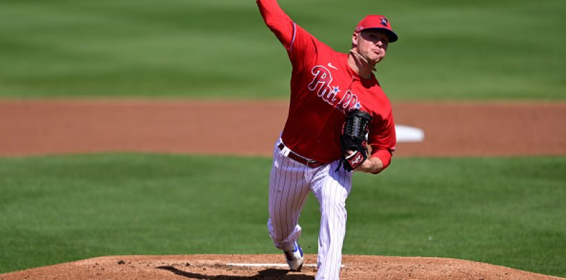 Spring Training: Phillies Pitching Stellar Against Pirates in Win