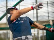 Michael Chavis is Making the Most of Spring Training