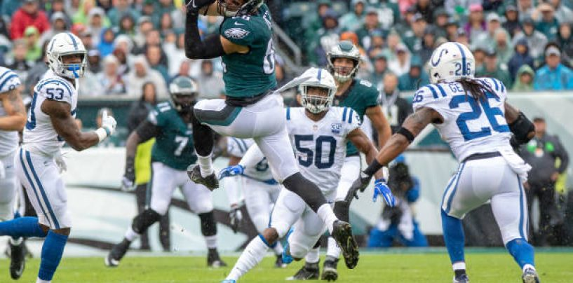 Top 5 Landing Spots for Zach Ertz
