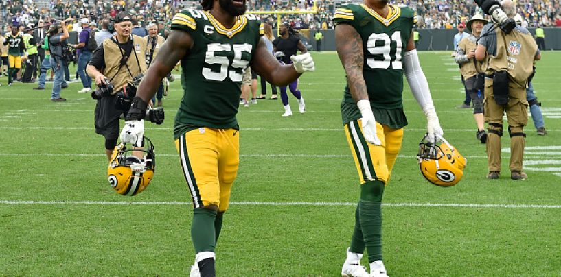 Heller Answers His 3 Burning Questions: Green Bay Packers