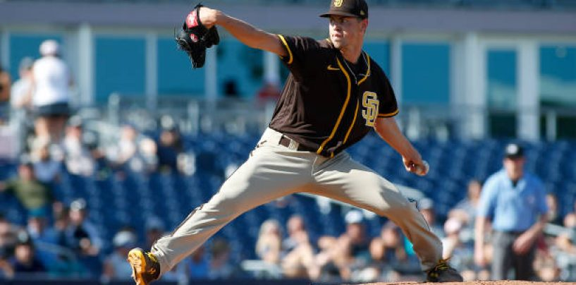 2021 San Diego Padres Top 5 Prospects