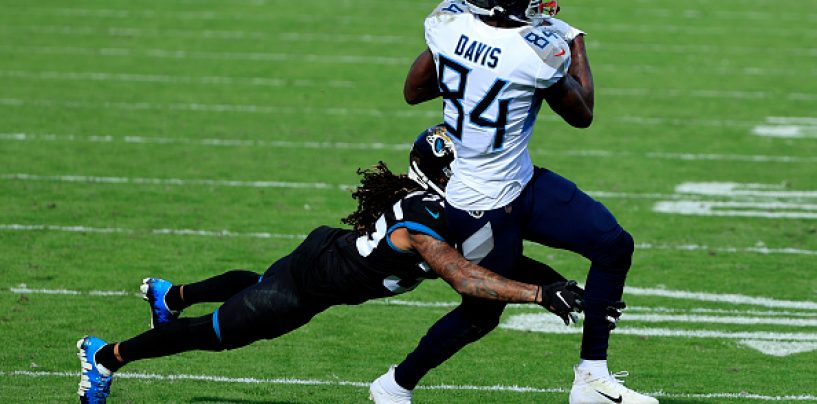 What The Corey Davis Signing Means For The Jets