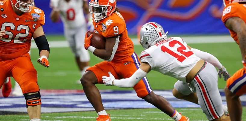 Ranking the Top 7 Running Backs in the 2021 NFL Draft