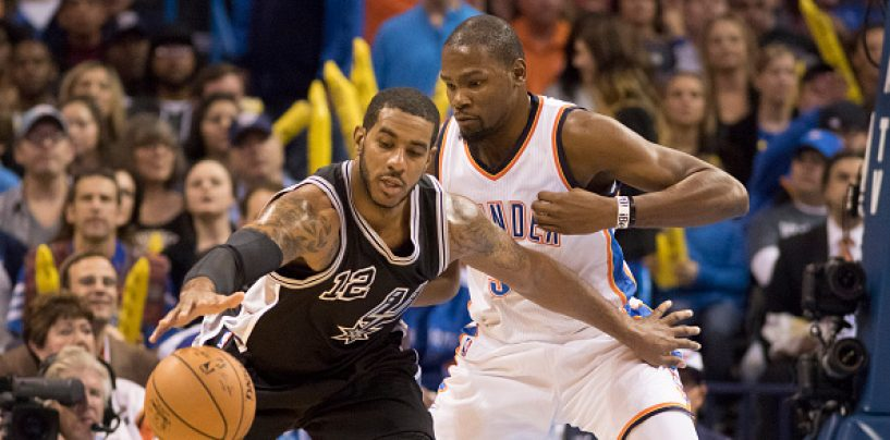 LaMarcus Aldridge is available for Trade